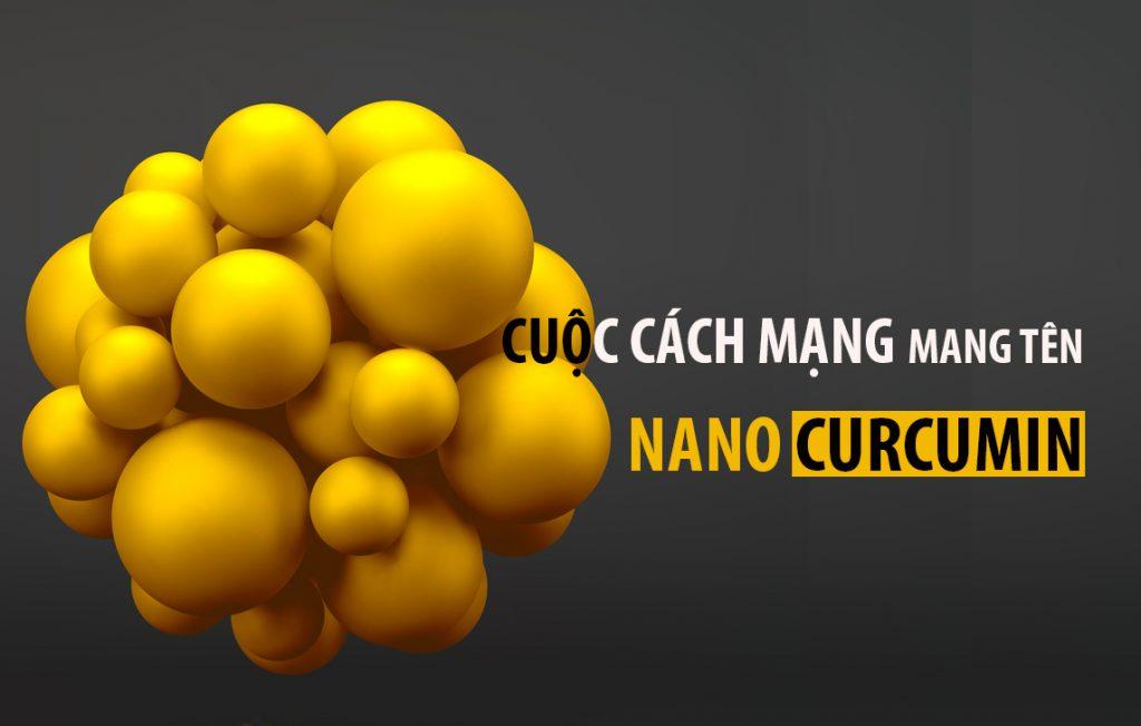 Nano Curcumin đem lại lợi ích tuyệt vời cho sức khoẻ mọi người.