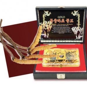 Đông Trùng Hạ Thảo Nguyên Con Gold Hàn Quốc